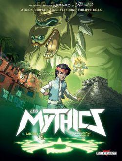 MYTHICS, LES -  MIGUEL 05