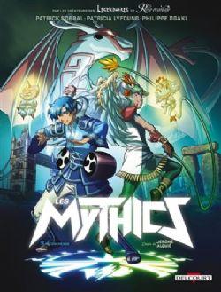 MYTHICS, LES -  STONEHENGE 09