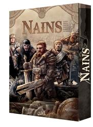 NAINS -  COFFRET DE LA SAISON 1(TOME 1-5)