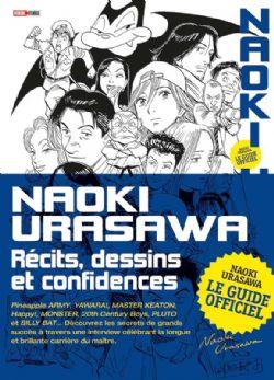 NAOKI URASAWA -  RÉCITS, DESSINS ET CONFIDENCES