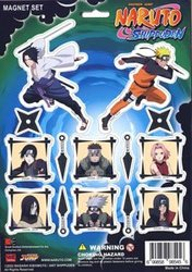 NARUTO -  AIMANTS -COLLECTION LIENS BRISES- -  NARUTO SHIPPUDEN