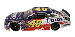 NASCAR -  JIMMIE JOHNSON #48 - LOWE'S NASCAR SALUTE 1/24 -  NASCAR 2014
