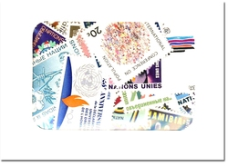 NATIONS UNIES -  250 DIFFÉRENTS TIMBRES - NATIONS UNIES NEUFS