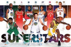 NBA -  AFFICHE DE