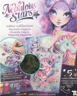 NEBULOUS STARS -  AQUARELLE MAGIQUE - NEBULIA