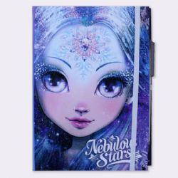 NEBULOUS STARS -  CARNET DE NOTE BLANC - ICEANA