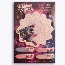 NEBULOUS STARS -  NOTES ADHÉSIVES - ECLIPSIA