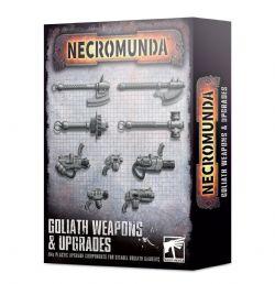 NECROMUNDA -  ARMES ET AMÉLIORATIONS GOLIATH