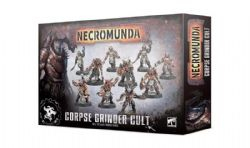 NECROMUNDA -  CORPSE GRINDER CULT