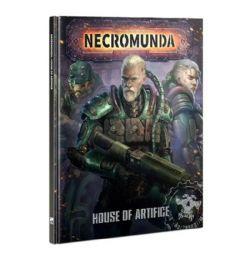 NECROMUNDA -  HOUSE OF ARTIFICE (ANGLAIS)