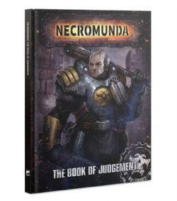 NECROMUNDA -  THE BOOK OF JUDGEMENT (ANGLAIS)