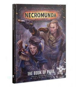 NECROMUNDA -  THE BOOK OF PERIL (ANGLAIS)