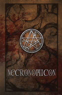 NECRONOMICON -  ÉDITION ULTIME DU NÉCRONOMICON (GRAND FORMAT) (ÉDITION 2019)