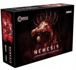 NEMESIS -  CARNOMORPHS (ANGLAIS)