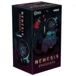 NEMESIS -  SPACE CAT (ANGLAIS)