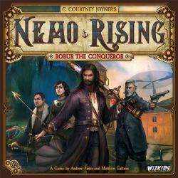 NEMO RISING : ROBUR THE CONQUEROR (ANGLAIS)