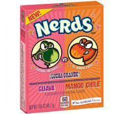 NERDS -  LUCHA GRANDE! GUAVA / MANGO CHILE