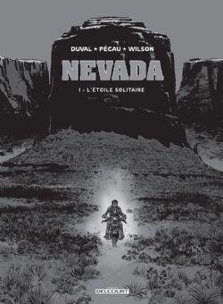 NEVADA -  L'ÉTOILE SOLITAIRE (EDITION DE LUXE) 01