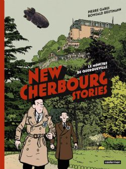 NEW CHERBOURG STORIES -  LE MONSTRE DE QUERQUEVILLE 01