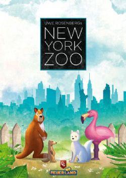 NEW YORK ZOO (ANGLAIS)