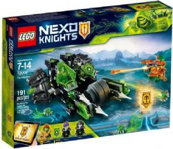NEXO KNIGHTS -  LE DOUBLE ATTAQUANT (191 PIÈCES) 72002