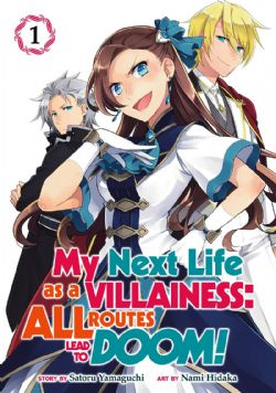NEXT LIFE AS A VILLAINESS: ALL ROUTES LEAD TO DOOM!, MY -  (V.A.) 01
