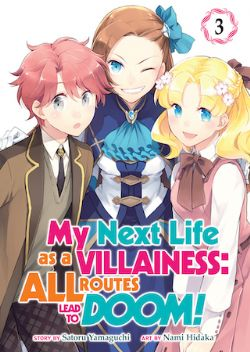 NEXT LIFE AS A VILLAINESS: ALL ROUTES LEAD TO DOOM!, MY -  (V.A.) 03