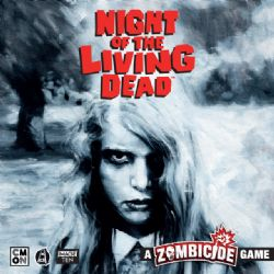 NIGHT OF THE LIVING DEAD : A ZOMBICIDE GAME (ANGLAIS)
