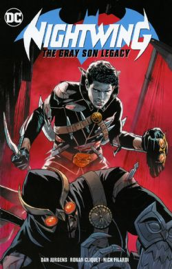 NIGHTWING -  THE GRAY SON LEGACY TP