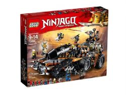 NINJAGO -  DIESELNAUT (1179 PIÈCES) 70654