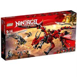NINJAGO -  FIRSTBOURNE (882 PIÈCES) 70653