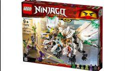 NINJAGO LEGACY -  LE DRAGON ULTRA (951 PIÈCES) 70679