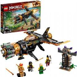 NINJAGO LEGACY -  LE JET MULTI-MISSILES (449 PIÈCES) 71736