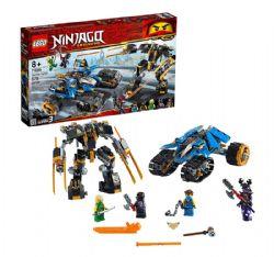 NINJAGO LEGACY -  THUNDER RAIDER (576 PIECES) 71699