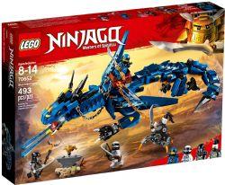 NINJAGO -  STORMBRINGER (493 PIÈCES) 70652