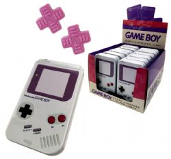 NINTENDO -  BONBON GAMEBOY AU RAISIN
