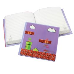 NINTENDO -  CARNET DE NOTES SUPER MARIO BROS. -  SUPER MARIO