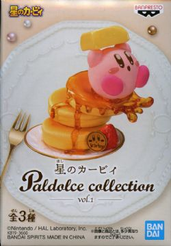 NINTENDO -  KIRBY'S DREAM LAND PALDOLCE COLLECTION VOL.1 - MINI FIGURINE