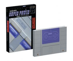 NINTENDO -  PLAYING WITH POWER: NINTENDO SUPER NES CLASSICS COLLECTOR'S EDITION