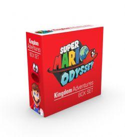 NINTENDO -  SUPER MARIO ODYSSEY KINGDOM ADVENTURES BOX SET (6 VOLUMES BOX SET)