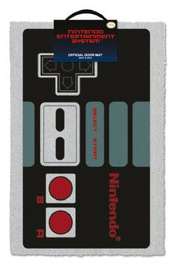 NINTENDO -  TAPIS DE PORTE (40CM X 60CM) -  NES