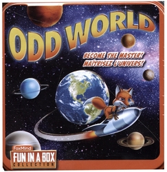 ODD WORLD -  ODD WORLD (BILINGUE)