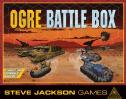 OGRE BATTLE BOX (ANGLAIS)
