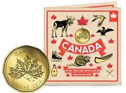 OH! CANADA! -  ENSEMBLE CADEAU