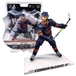 OILERS D'EDMONTON -  CONNOR MCDAVID #97 (15 CM) EDITION LIMITEE -  FIGURINES NHL