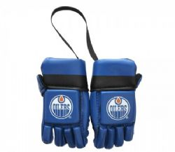 OILERS D'EDMONTON -  MINI GANTS DE HOCKEY