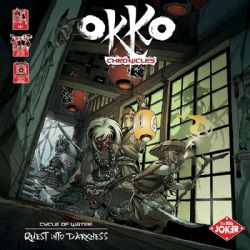 OKKO CHRONICLES -  CYCLE OF WATER - QUEST INTO DARKNESS (ANGLAIS)