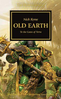 OLD EARTH (ANGLAIS) -  THE HORUS HERESY