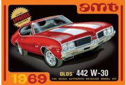 OLDS -  442 W-30 1969 1/25 (DIFFICULTÉ 2)