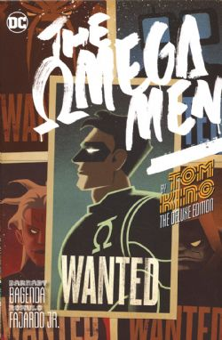 OMEGA MEN, THE -  HC (DELUXE EDITION) -  DC